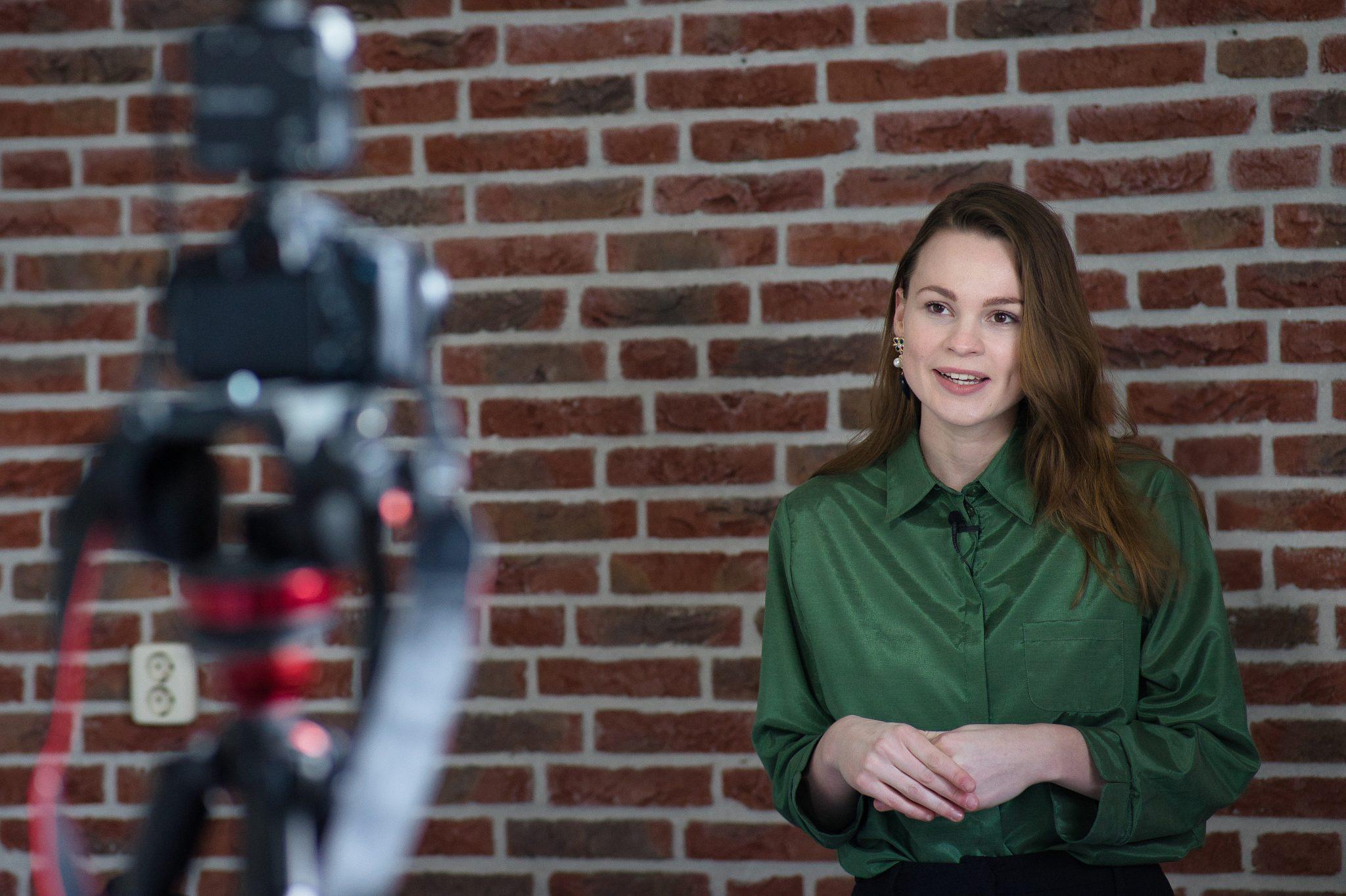 Lilian Plas video