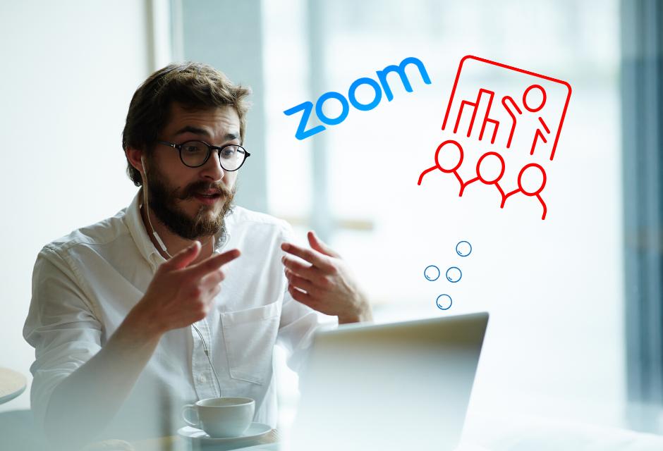 Zoom slim inzetten voor effectief online leren